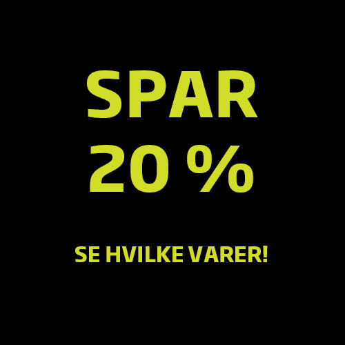OUTLET 20%