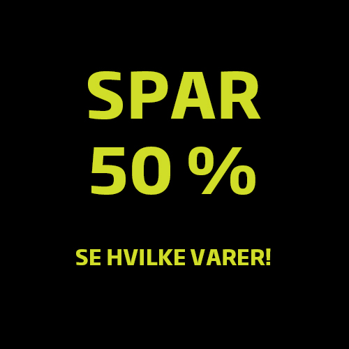 OUTLET 50 %